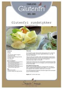 Familiens glutenfri rundstykker
