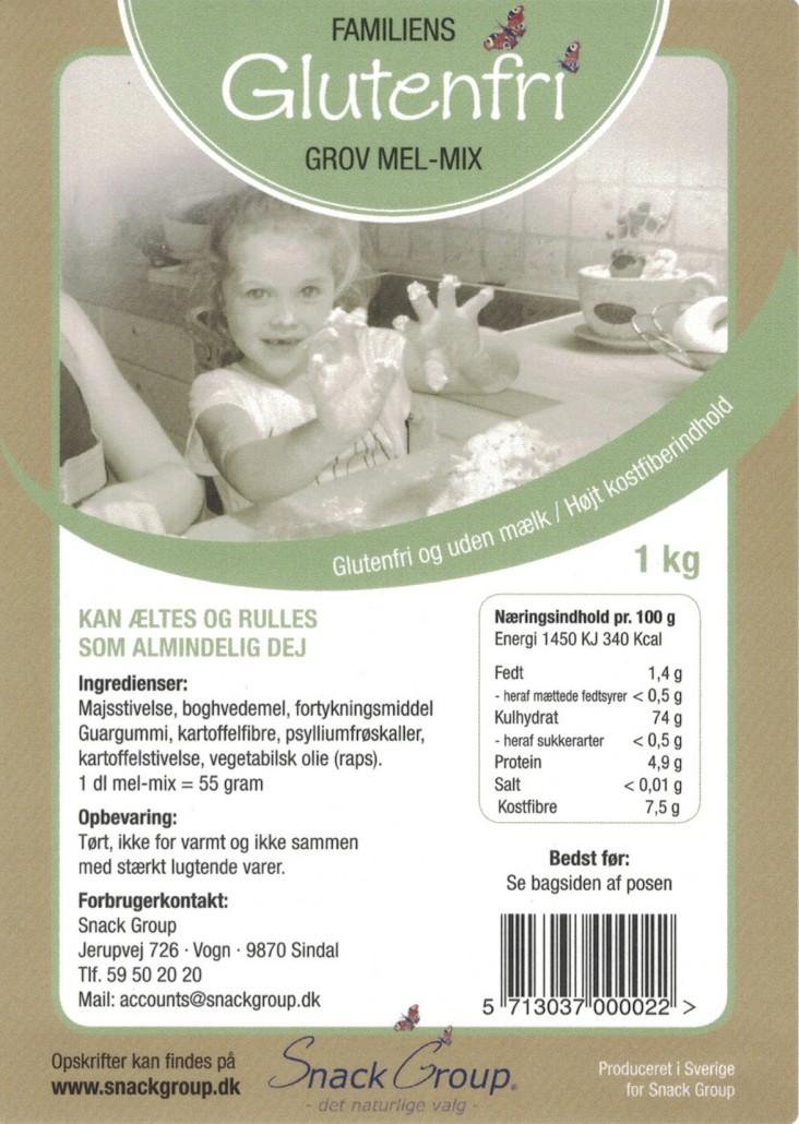Grøn etiket 4
