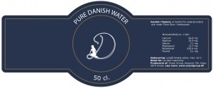 Pure Dansih Water
