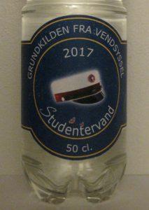studentervand